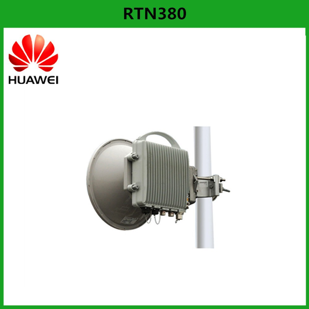 Huawei Optix Rtn 380 E Band Microwave Telecommunication Equipment