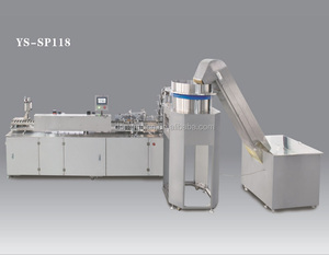 High Quality High Speed Automatic Disposable Syringe Barrels Silk Screen Printing Machine