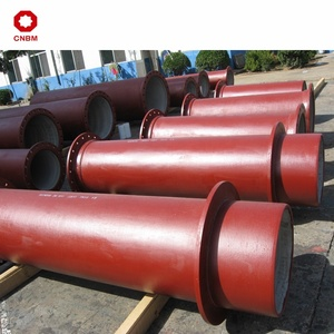 ductile iron puddle flange pipe