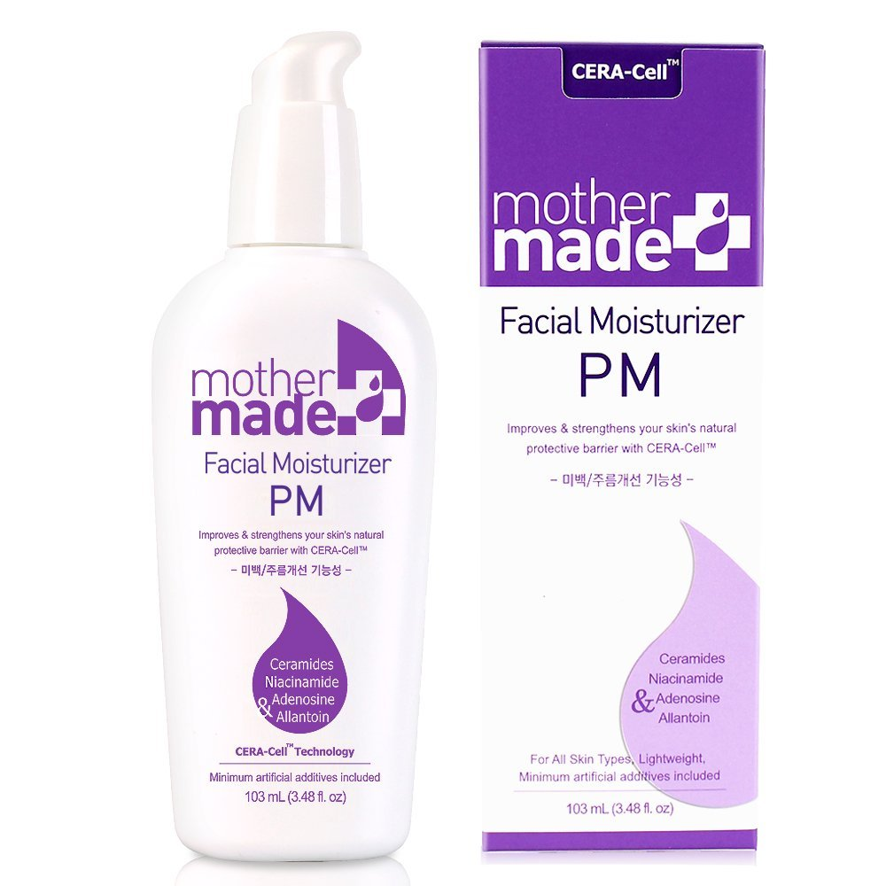 Nighttime facial moisturizer