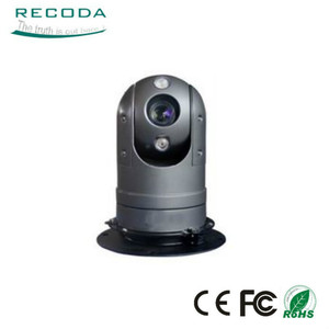 2 Megapixels 1080P PTZ Security Police car Camera Mini Speed Dome 20/30X Optical Zoom