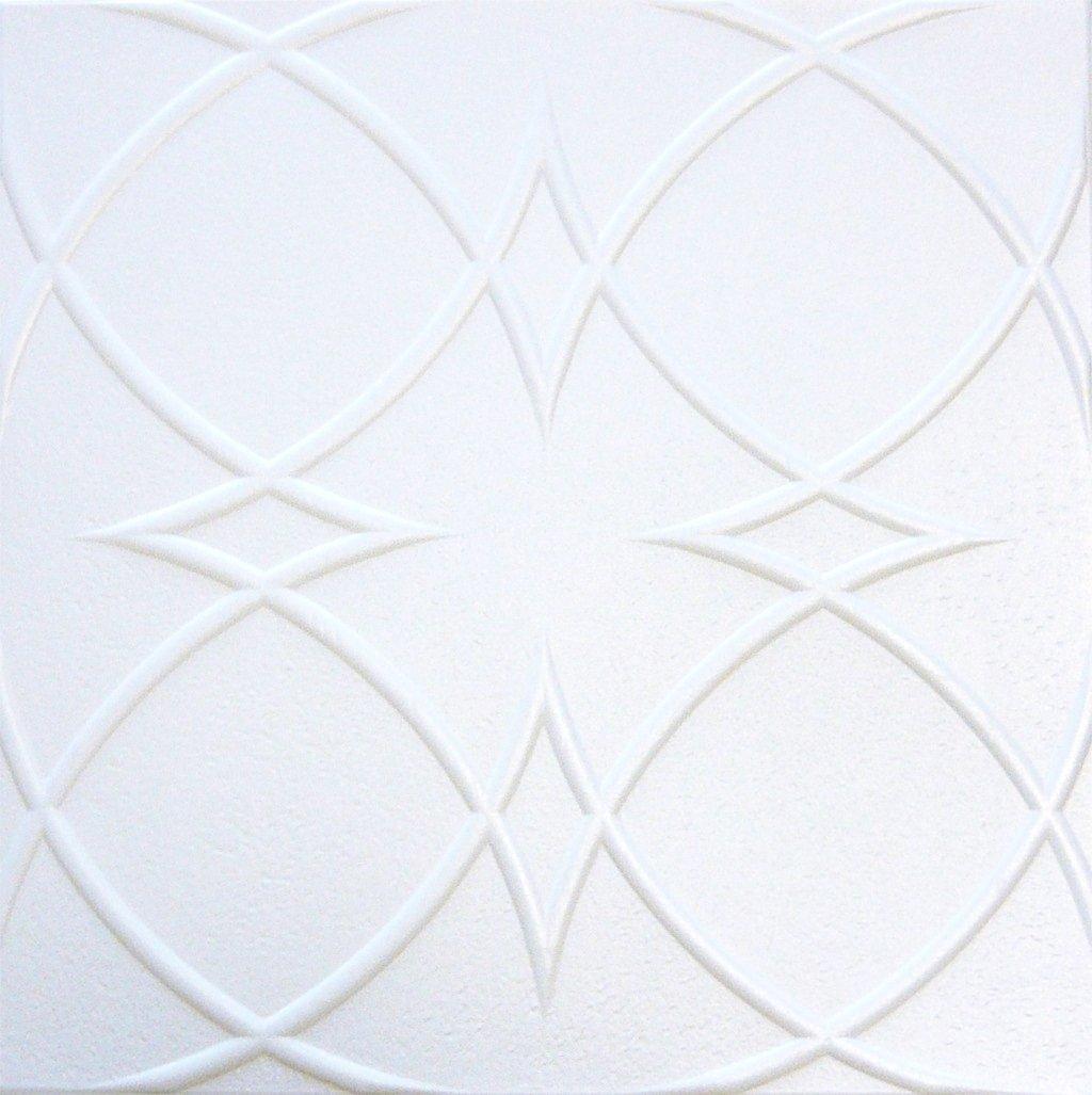 Buy Decorative Styrofoam Ceiling Tile R 23 Pack Of 4 Tiles 18 20