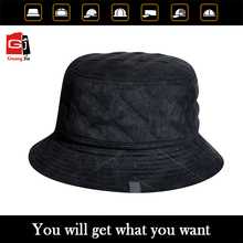 Promational OEM your own logo good quality new design blank bucket hats for wholesale