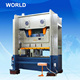 JW36 closed type double point deep drawing power press machine