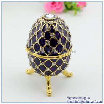 Decorative egg jewelry gift boxes faber egg wedding gift easter egg decorative egg jewelry gift boxes faber egg wedding gift easter egg scj006 negle Gallery