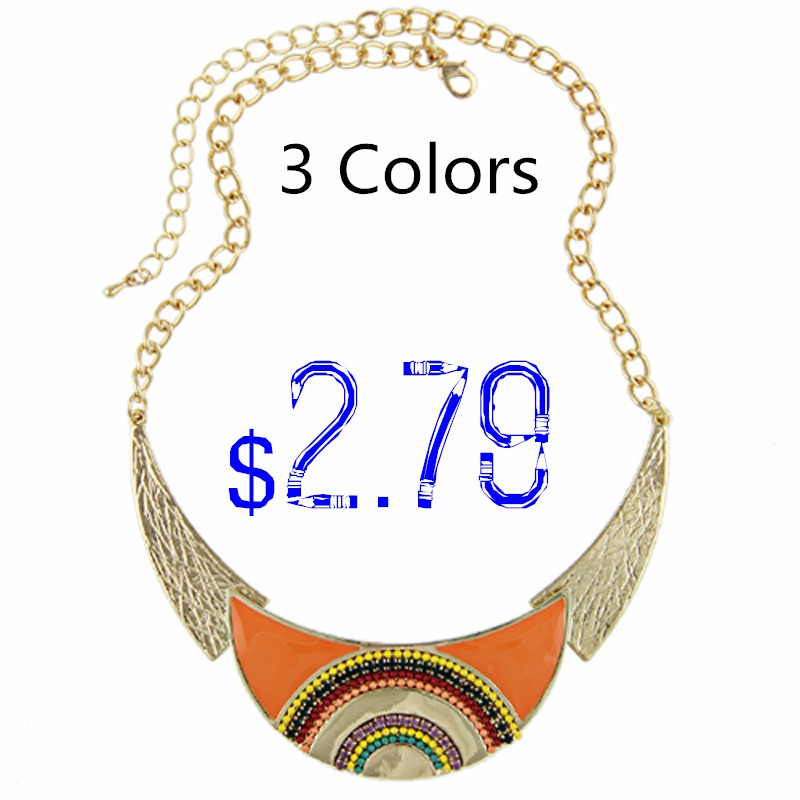 Christmas-New-Fashion-2015-Moon-Collars-Vintage-Ethnic-Colorful-Enameling-Beads-Statement-Choker-Necklaces-Women-Retro