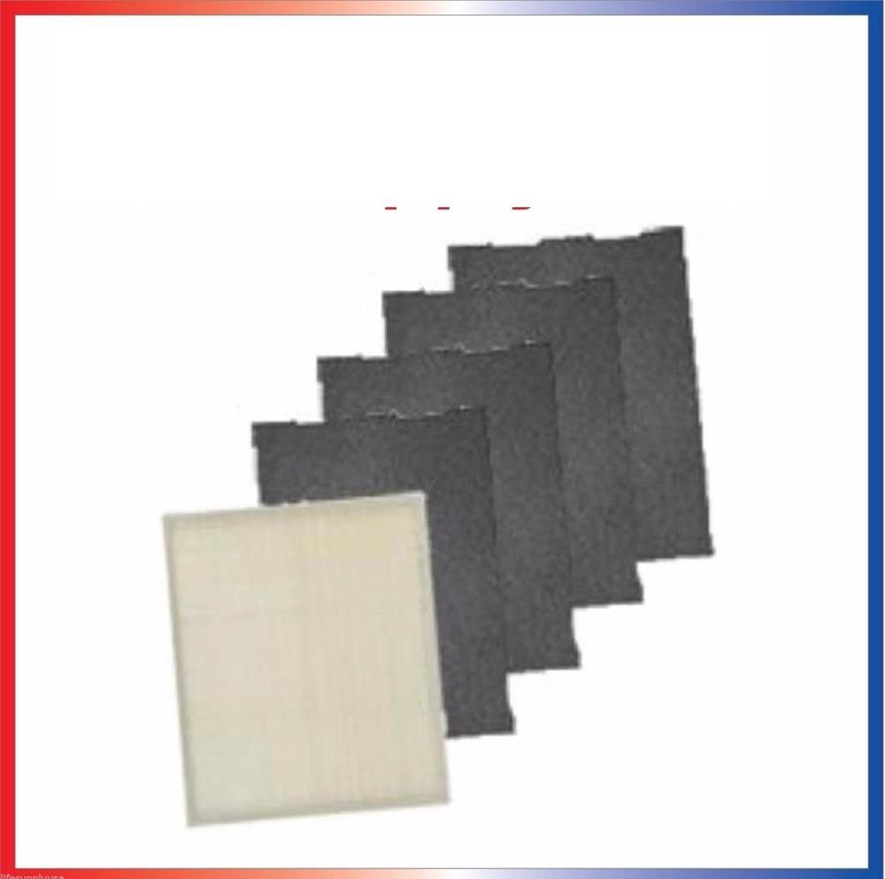 Heating, Cooling & Air Filter Replacement Set Whirlpool Whispure AP450 AP510 1183054 1183054K