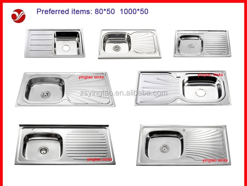 80 50 measure custom made tap hole number style cheap kitchen sinkssingle bowl single - Kitchen Sinks Price