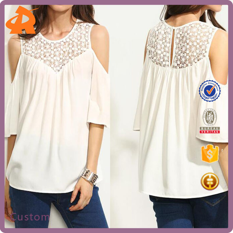 custom white fashion elegant <strong>blouse</strong> tops,<strong>plus</strong> <strong>size</strong> <strong>lace</strong> <strong>blouse</strong> shirt woman