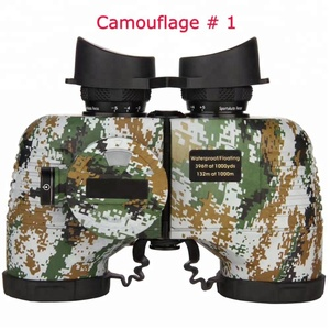 LEMARK M750C WaterProof BAK4 7X50 Camouflage Long Range Military Army Binoculars Telescope With Range Finder Compass For Sale