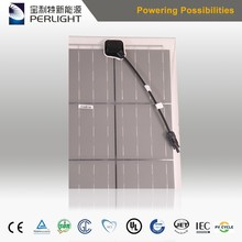 Best Quality and Good Price for Transparent Solar Cells Panel 310W Solar Panel