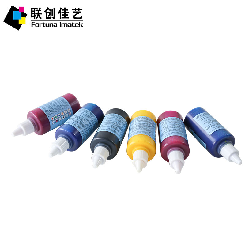 100ml 8 Colors Water-based Pigment Ink For Epson R800 R1800 R1900