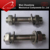 alloy steel heavy A193 B7 HDG stud bolts