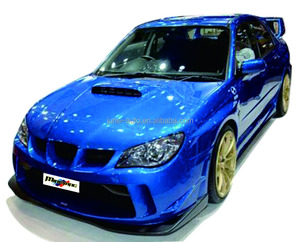 Body kit lip Spoiler ForSubaru Impreza 9th WRX tuning ZERO body kits bumper  lip