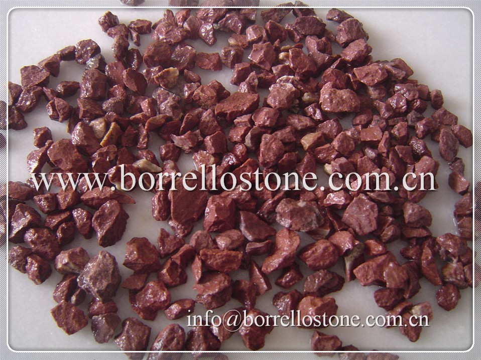 Natural Red Stone Terrazzo Chips For Sale Buy Terrazzo