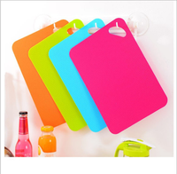 Printable plastic cutting sheet pp kitchen chopping board