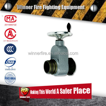 Head Brass hot sale Fire Hydrant Gate Valve with good quality