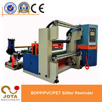 Automatic PE aminated Paper Jumbo Roll Slitting Rewinding Machinery Supplier CE