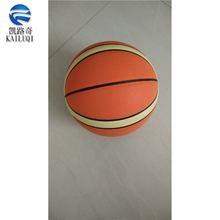 New Style Exercise Promotional Logo Printed Leather balls manufacturer basketball