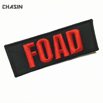 Wholesale Custom 3d puff embroidery patch for garment