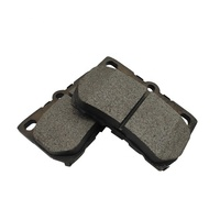 High quality brake pads made in China are suitable for hummer vehicles