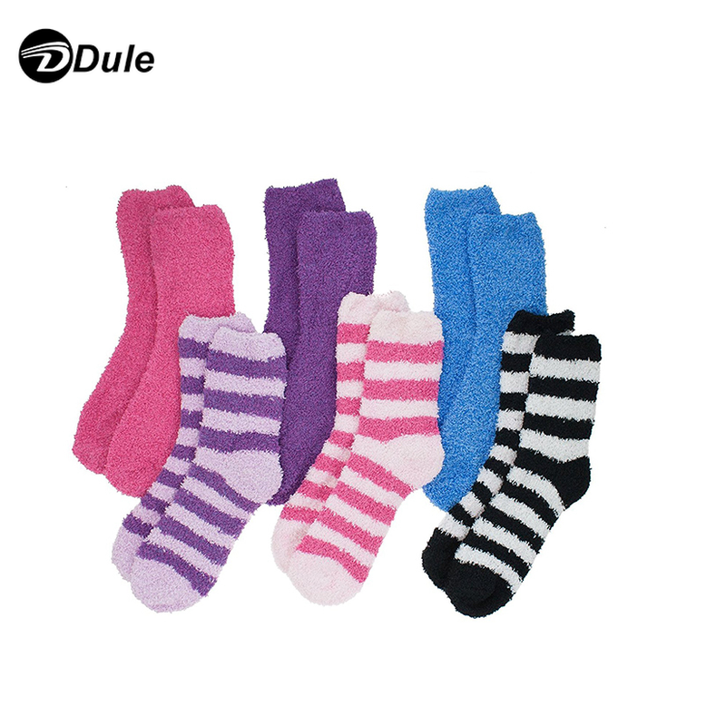 DL-I-1444 womens fuzzy socks fluffy socks for women