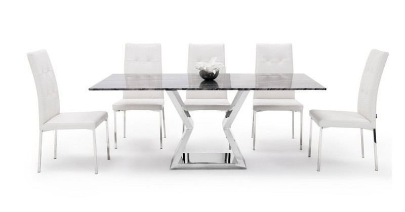 Ff 071 Factory Price Stainless Steel Dining Table Base Metal Furniture Legs