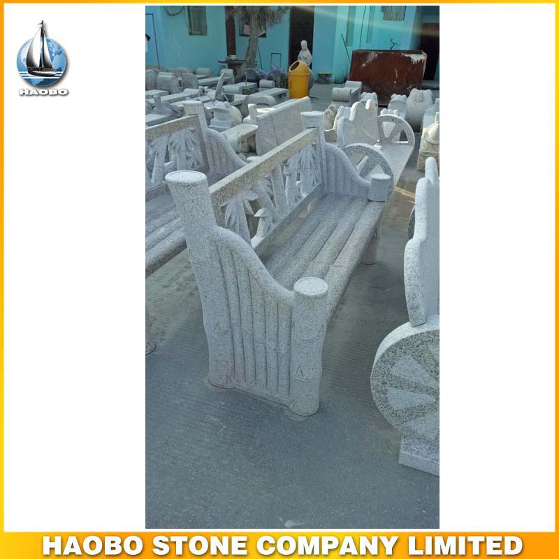 Stone Bench With Back, Stone Bench With Back Suppliers And Manufacturers At  Alibaba.com