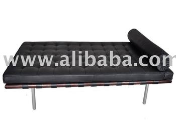 mies van der rohe modern classic furniture barcelona daybed home furniture