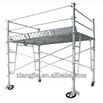 Construction Working Platform Scaffolding Hop Up Bracket - Buy ...