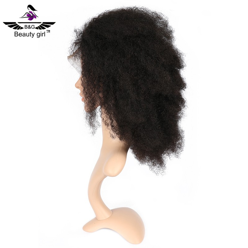 China manufacturer wholesale long black hair wigs afro full lace human hair wigs for men