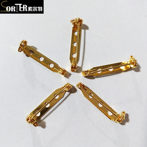 1f28924947e8c Brooch Back Bar Pins Wholesale, Brooch Backs Suppliers - Alibaba