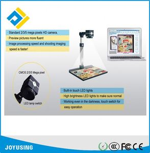 Medical equipments hospital passport photo scanner 5M document camera