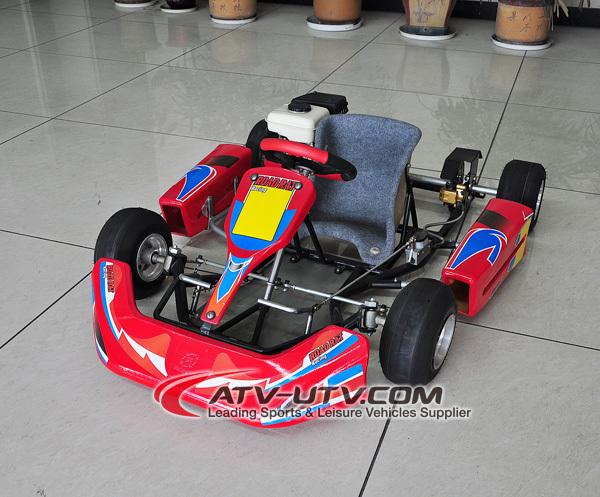 Steel Or Plastic Bumper Racing Cheap 90cc Mini Go Kart For Kids
