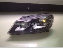 for vw new JETTA high quality ABS material xenon led headlight
