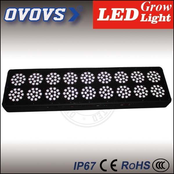 OVOVS high power 612W-644W led plant grow light for indoor,flowers