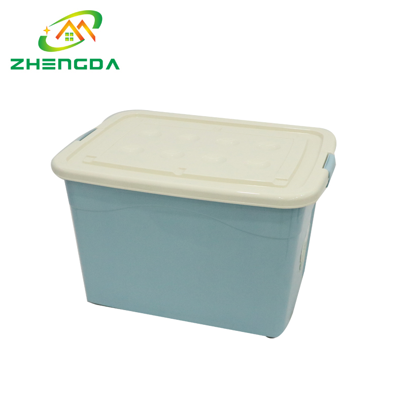 Heavy Duty Plastic Clothing Rolling Storage Box Container With Wheels   Buy  Clothing Rolling Storage Container,Heavy Duty Plastic Storage Box,Plastic  ...