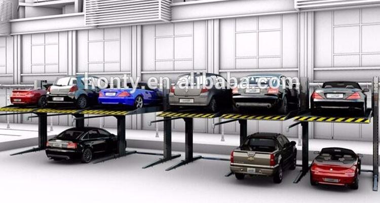 2016 neue vier s ulen auto lift g nstige tragbare auto. Black Bedroom Furniture Sets. Home Design Ideas