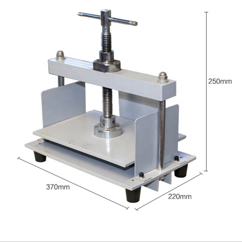 A4 Manual Receipt  table paper flat pressing machine