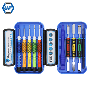 Factory 10 in 1 Top Grade House Hold Screwdriver Set Watch Mobile Phone Laptop Repair Tool Kit