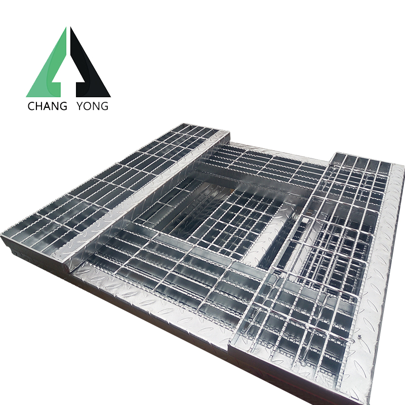 galvanized steel ladders