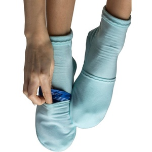 Gel Ice Treatment For Feet, Heels, Swelling, Arch Pain Relief Massage Care Cold Therapy Sock