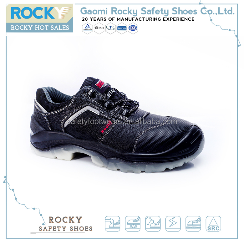 PU/TPU cool steel toe safty shoes