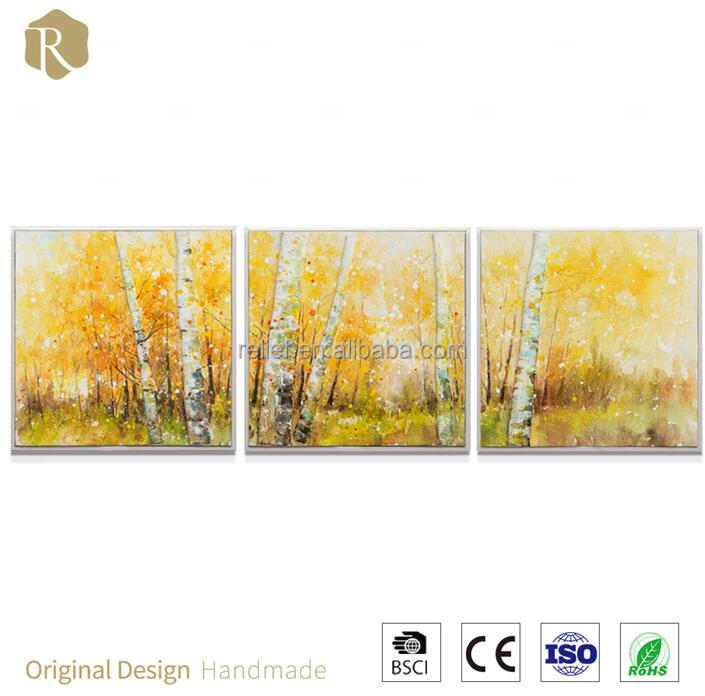 Hot selling oil painting on canvas for home decor Y66304