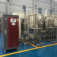 36KW 51KG/HR Steam Output Electric Steam Boile for Fermentation