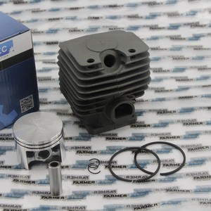 52MM CHAINSAW PARTS MS380 CYLINDER PISTON KIT WITH GASKET FOR ST CHAIN SAW MS380 ENGINE SPARE PARTS