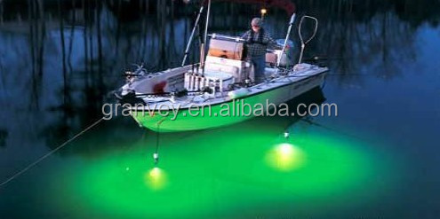 underwater green fishing lights bubble fish lamp ce rohs 12v led, Reel Combo