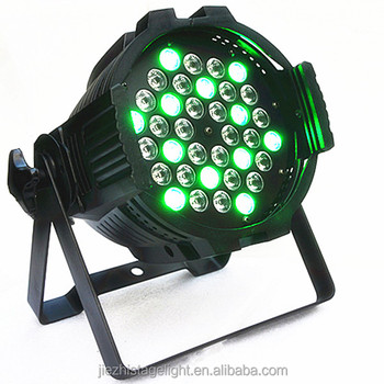 Led Par 64 Rgbw Dmx Stage Lighting 36x3w Can Light Price