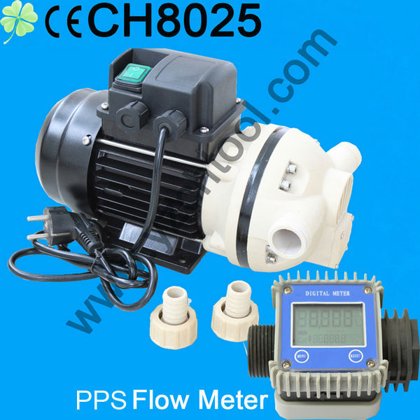 CH8025 CE Four Leaf def chemical liquid transfer pump/high pressure DEF diaphragm electric pump