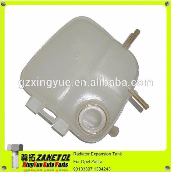 93183307 1304243 Radiator Expansion Tank Bottle Coolant Reservoir For Chevrolet Opel Zafira 98-04